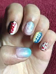 Bts Nail Designs More Ly Inspired Nails Bangtan