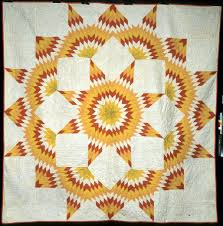 Monday Morning Stars. | Quilt Alliance & Broken Star; Blazing Star; Diadem Star; Star of Bethlehem Top By: Foster,  Nellie M. Period: 1930-1949 Date: 1935 Location Made: Nebraska (NE) USA  Project ... Adamdwight.com