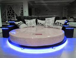 modern round beds. Modren Modern Luxury Design New Modern Round Bed With Led Lighting King Or Super Size In Beds
