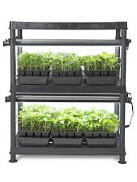 Kitchen Grow Lights Stack N Grow Light System Exclusively From Gardeners Supply
