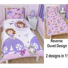 Sofia The First Bedroom Disney Sofia The First Bedding Single Double Amp Junior Duvet