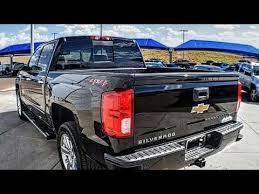 2018 Chevrolet Silverado 1500 High Country - YouTube