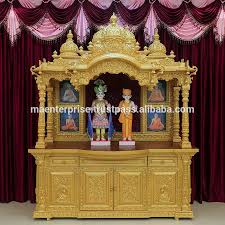 decoration of temple in home home decor design ideas