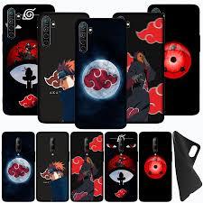 Ốp Lưng Silicone In Hình Nhân Vật Trong Naruto Cho Vivo V20 Se Pro V19 V15  V11 Y55 Y81 Y70 2020 Y55S Y81S Y53 Vivov20 tốt giá rẻ