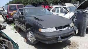 Junkyard Tour #4: 1992 Chevrolet Lumina Z34 - YouTube