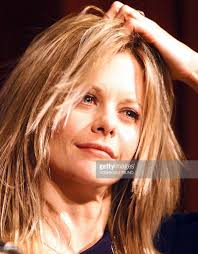 Hair Style Meg Ryan hollywood movie star meg ryan smoothes her loose h pictures 3808 by wearticles.com