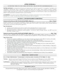 Criminal Justice Resume Impressive Criminal Statement Template Criminal Justice Resume Templates