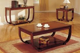Espresso Living Room Furniture With Furniture Accent Furniture - Coffee chairs and tables