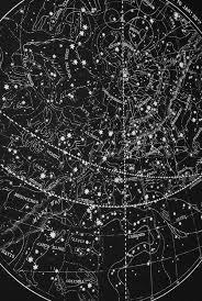 Star Chart Wallpaper Constellations Of The Stars Constellations Star