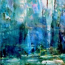 oil painting paintings for canvas art supplier hand painted abstract blue wall home decoration ideas
