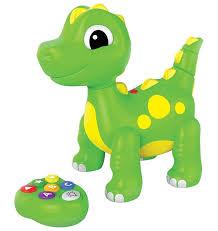 dancing dino interactive toddler toys
