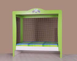 Dieses Sportliche Kinderzimmer Ist Ein Muss F R Echte Fu Ballfans Bett Als Fusballtor