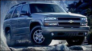 2002 Chevrolet Tahoe Specifications Car Specs Auto123
