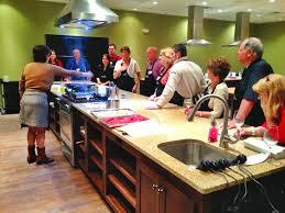 Culinary School Kitchen Layout Popular Kitchen Kitchen Table Cooking