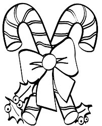 christmas candy cane coloring pages. Christmas Candy Cane Coloring Page Candyland Bar Inside Pages