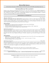 Resume Objective Examples For Retail 8 Resume Objective Examples For Retail 2015 World Wide Herald