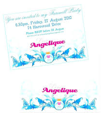 going away party invitations new selections summer grad farewell invitation template leaving