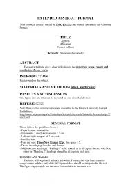 024 Example Of Research Paper Written In Apa Format Abstract