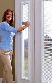 odl add on blinds for doors full sidelite and full doorlite