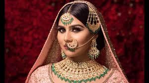 vlog indian bridal make up artist photo shoot keepingupwithmona