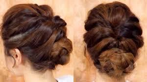 髪型別セルフで簡単可愛い華やかパーティーヘアアレンジのアイデア