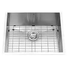 Vigo 16 Gauge Single Basin Undermount Stainless Steel Kitchen Sink