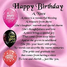 Happy Birthday To My Niece Quotes Magnificent Funny Happy 48st Birthday Quotes For A Special Niece Todayz News
