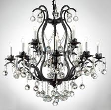 innovative ideas for black iron chandelier design black iron chandelier with crystals modern home decor inspiration