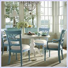 blue dining room set chairs inspiring blue and white dining chairs blue and white