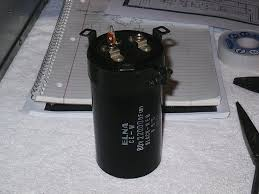 marantz 2385 filter capacitor re cut line masked