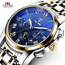 Details about TEVISE <b>Automatic Mechanical Watches</b> Men <b>watch</b> ...
