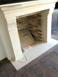 smlf residential masonry fireplace chimney construction details design gas modest decoration build outdoor