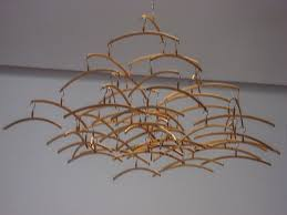 Mobile Coat Racks Mesmerizing A Coathanger Mobile Given A Central Position In A Large Room