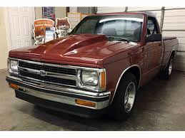 1986 Chevrolet S10 for Sale | ClassicCars.com | CC-968203