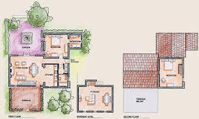 guest house floor plans. Guest House Floor Plans Free