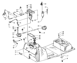 arctic cat 580 engine diagram arctic wiring diagrams online