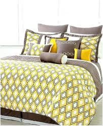 yellow twin comforter