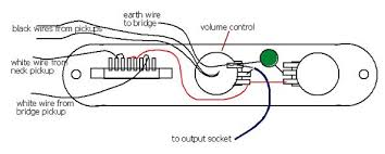 telecaster wiring diagrams telecaster wiring diagram humbucker single coil at Tele Wiring Diagram