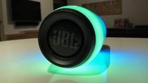 Waterproof Speaker With Lights Review Jbls Pulse 3 Waterproof Speaker Offers Solid Sound