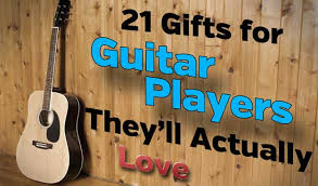 gifts guitar players