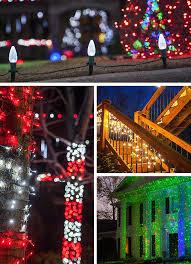 holiday lights yard envy