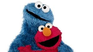 elmo and cookie monster wallpaper. Plain Monster Cookie Monster And Elmo Inside And Wallpaper W