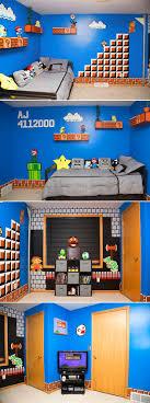 Mario Bros Bedroom Decor 17 Best Ideas About Super Mario Room On Pinterest Mario Room