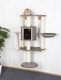 wall mounted cat furniture. Wall Mounted Cat Furniture. #8 Kerbl Dolomit Tofana Pro Wall-mounted Tree Furniture