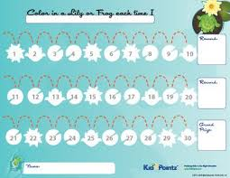 Reward Chart This Site Has Charts For A Lot Of Tasks
