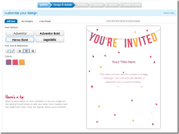 Free Invitations Maker Online Free Invitation Maker You Get Ideas From This Site