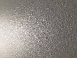 Knockdown Textured Ceiling How To Match Orange Peel Texture Diy Orange Peel Texture