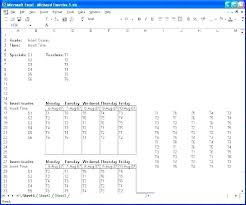 Workout Log Template Excel Pepino Co