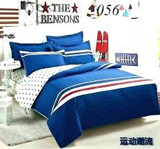 red white and blue bedding blue and white striped bedding navy and white striped bedding blue