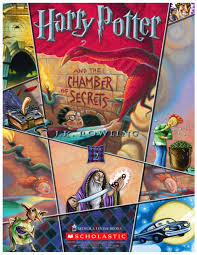 harry potter and the chamber of secrets is the second book in the harry potter series viewed as the best stand alone mystery in the entire saga
